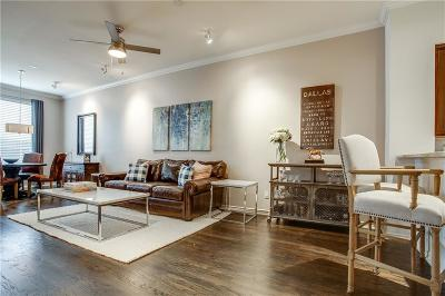 Dallas, Fort Worth Condo For Sale: 4307 McKinney Avenue #7