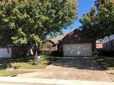McKinney Single Family Home For Sale: 2321 Itasca