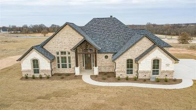 Parker County Single Family Home For Sale: 3221 N Cardinal Road