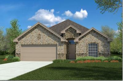 Waxahachie Single Family Home For Sale: 104 Colter Drive