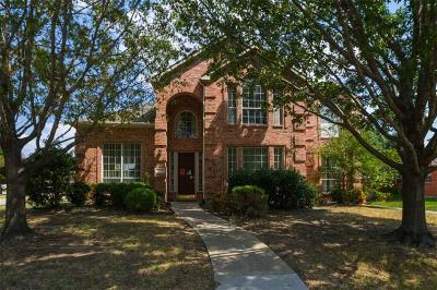 Plano Single Family Home For Sale: 7112 Chandler Drive