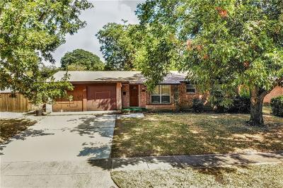 Single Family Home For Sale: 13612 Heartside Place