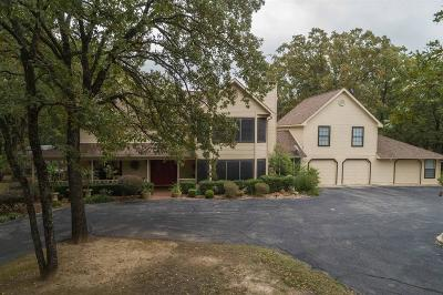 Quinlan Single Family Home For Sale: 5753 Fm 36 S