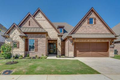 Flower Mound Single Family Home For Sale: 4917 Campbeltown Drive