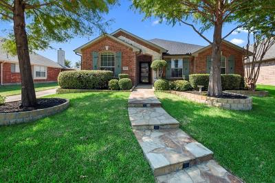 The Colony Single Family Home For Sale: 5505 Foxfire Lane