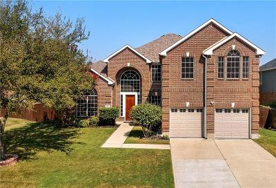 Mckinney Single Family Home For Sale: 2912 Willowdale Court