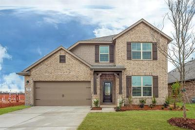 Forney TX Single Family Home For Sale: $326,157