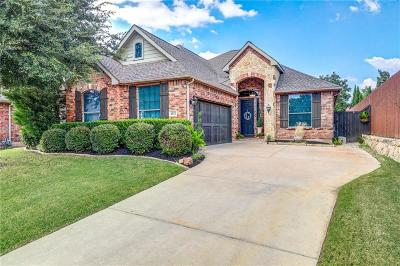 Single Family Home For Sale: 4821 Bob Wills Drive