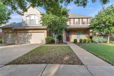 Dallas, Fort Worth Single Family Home For Sale: 7950 Wister Drive
