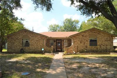 Terrell Single Family Home For Sale: 117 Poinsetta Circle
