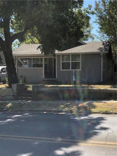 Erath County Single Family Home For Sale: 640 W Washington Street