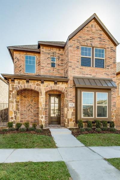 Mckinney Single Family Home For Sale: 7221 Caladium Drive