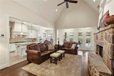Prosper Single Family Home For Sale: 4241 Wilson Creek Trail