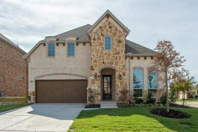 Mckinney Single Family Home For Sale: 8517 Ardsley Place