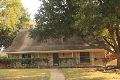Hurst Single Family Home For Sale: 821 Mountain Terrace