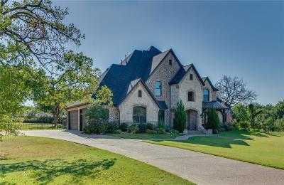Denton County Single Family Home For Sale: 8511 Normandy Way