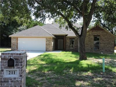 Parker County Single Family Home For Sale: 211 Allen Street