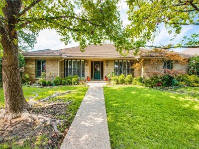 Single Family Home For Sale: 9225 Middle Glen Drive