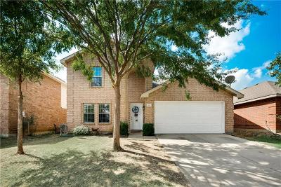 Crowley Single Family Home For Sale: 1141 Browntop Street