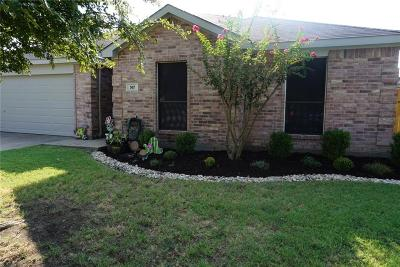 Dallas County, Collin County, Rockwall County, Ellis County, Tarrant County, Denton County, Grayson County Single Family Home For Sale: 507 Meadowview Street