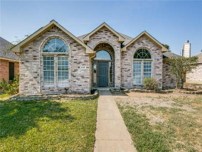 Dallas County, Collin County, Rockwall County, Ellis County, Tarrant County, Denton County, Grayson County Single Family Home For Sale: 1001 Shadybrook Lane