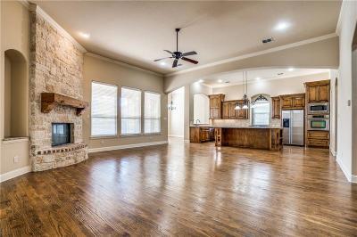 Prosper Single Family Home For Sale: 970 Woodstream