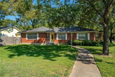 Wills Point Single Family Home For Sale: 408 W High Street