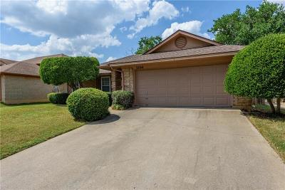 Fort Worth Single Family Home For Sale: 3704 Huntwick Drive