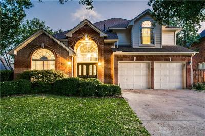 Grapevine Single Family Home For Sale: 1921 Fair Field Drive