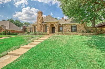 Colleyville Single Family Home For Sale: 4004 Plantation Court