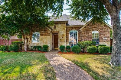 Frisco Single Family Home For Sale: 3867 Johnson Street
