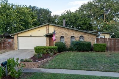 Arlington Single Family Home For Sale: 2805 Meadowview Drive