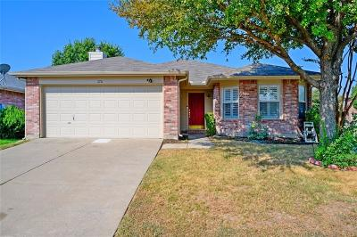 Mckinney Single Family Home For Sale: 2711 Cattleman Drive