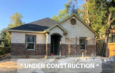 Dallas Single Family Home For Sale: 1519 Kingsley Drive