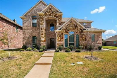 Allen Single Family Home For Sale: 1211 Stampede Drive