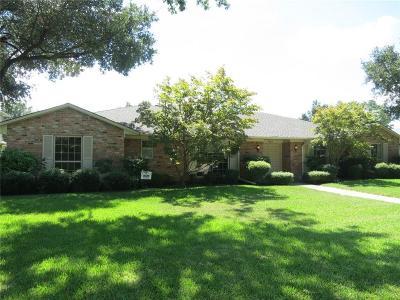 Dallas Single Family Home For Sale: 7806 Fallmeadow Lane