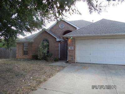 Crowley Single Family Home For Sale: 540 Olive Street