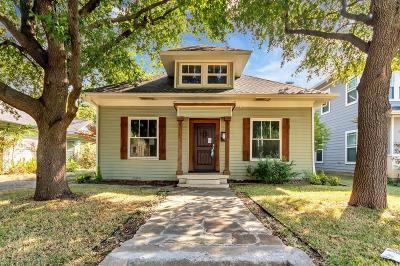 Single Family Home For Sale: 5440 Willis Avenue