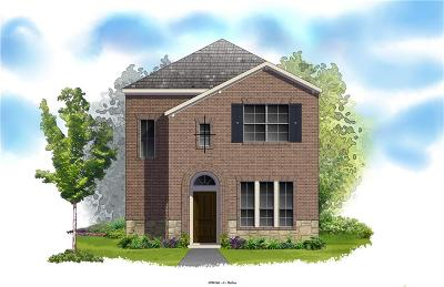 Irving Single Family Home For Sale: 576 Courtyard Lane