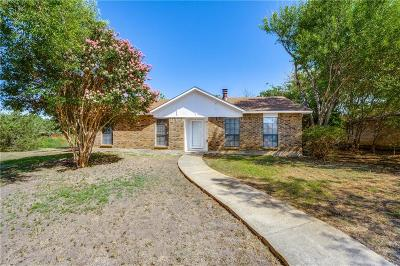 Allen Single Family Home For Sale: 1201 Creekwood Court