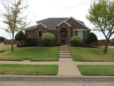 Midlothian Single Family Home For Sale: 1813 Wood Duck Court