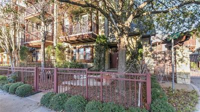 Dallas Townhouse For Sale: 6344 Oriole Drive