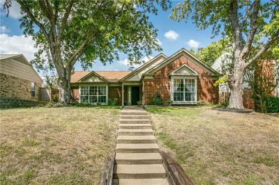 Garland Single Family Home For Sale: 2205 Villawood Lane