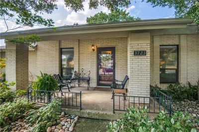Single Family Home For Sale: 3723 Blue Trace Lane