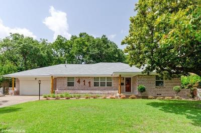 Single Family Home For Sale: 411 E Tyler Street