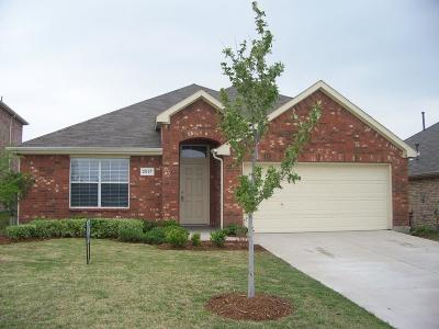 Forney Residential Lease For Lease: 2027 Fair Crest Trail