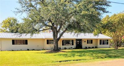 Mabank Single Family Home For Sale: 520 E Kempner Street