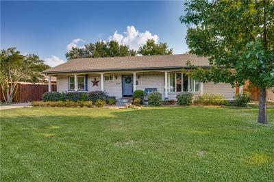 Single Family Home For Sale: 3518 Townsend Drive