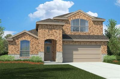 Cleburne Single Family Home For Sale: 1202 Burlingame Drive