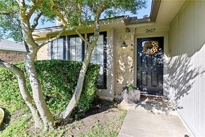 Single Family Home For Sale: 2617 Brandywyne Drive